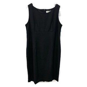 Kasper Sleeveless Shift Dress